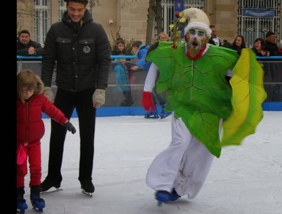 Les Maxi Lutins On Ice ...