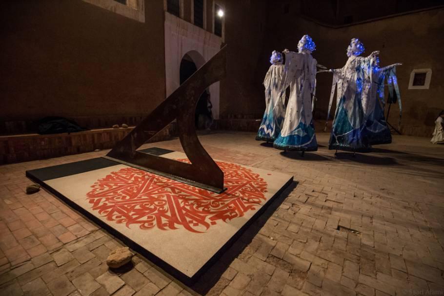 Les Rendez-vous d'octobre Au Maroc et en sardaigne avec la Compagnie Turbul